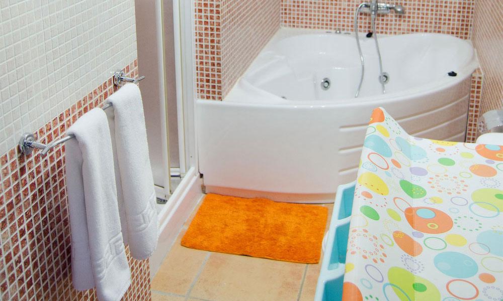 Baño de la Casa Fuente del Prado
